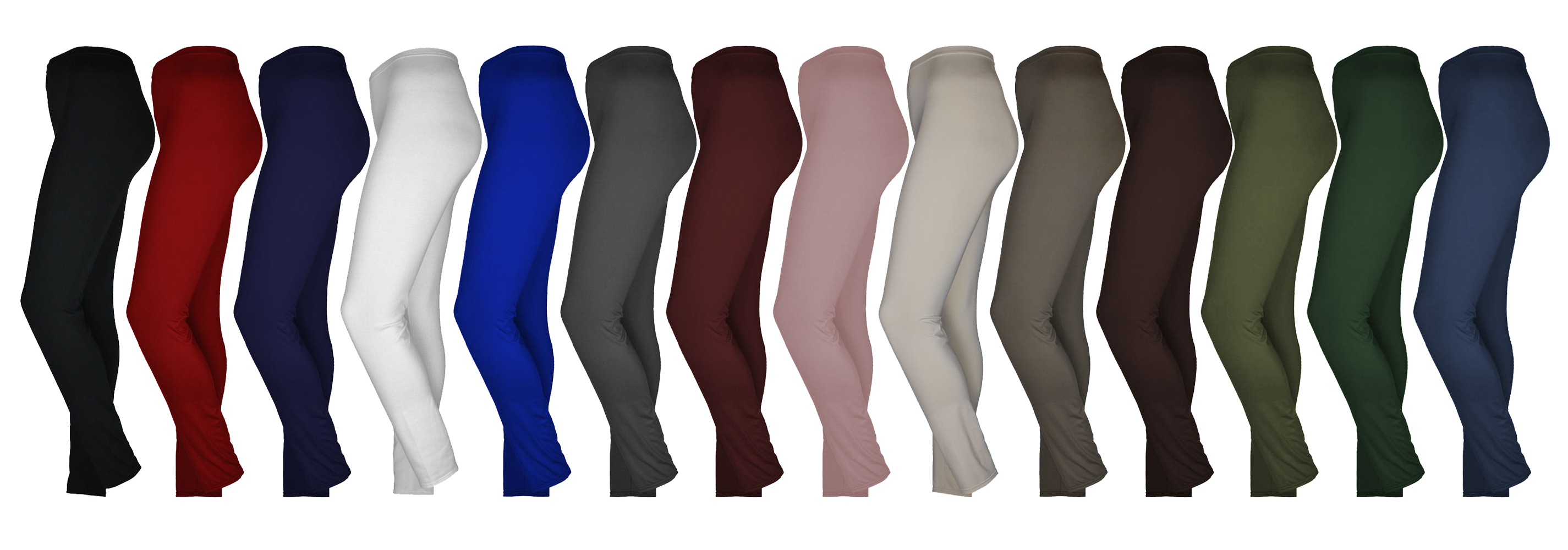 GLANZENDE LEGGING